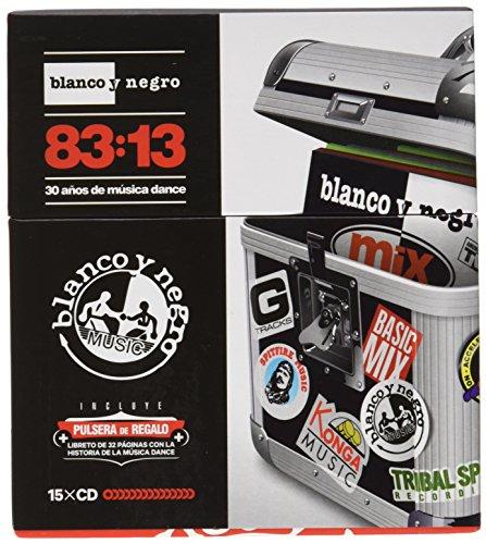 Box Blanco Y Negro 83:13 + Libro 12
