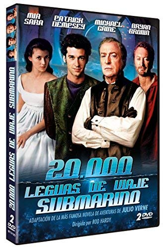 20 000 lieues sous les mers / 20,000 Leagues Under the Sea (1997) [ Origine Espagnole, Sans Langue Francaise ]
