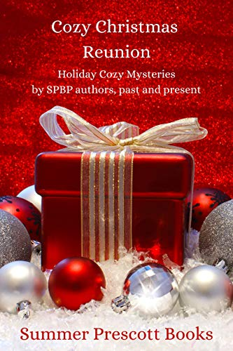 Cozy Christmas Reunion: Holiday Cozy Mysteries by [Summer Prescott, Gretchen Allen, Patti Benning, Thea Cambert, Donna Walo Clancy, Karoline Barrett, Allyssa Mirry, Melinda Craig]