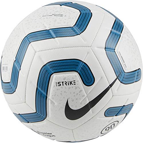 Nike English Premier League Ball (4, WHT/BLU/BLK)