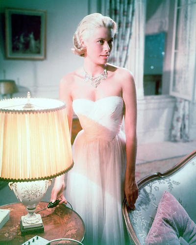 Grace Kelly To Catch a Thief Busty Color 11x14 HD Aluminum Wall Art