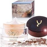 Crema Facial Día Hidratante Y Vegana – Crema Antiarrugas Reafirmante Ecologica Para la Cara, Hidrata Y Logra una Piel Saludable y Bella