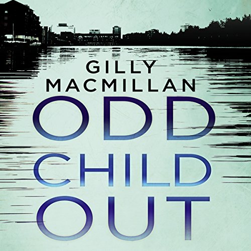 Odd Child Out audiobook cover art
