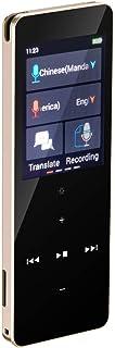 يدعم جهاز مترجم التسجيل الصوتي الذكي boeleo X1 89 لغة ترجمة فورية ثنائية الاتجاه WiFi/نقطة فعالة/غير متصل/تشغيل الموسيقى/ا...