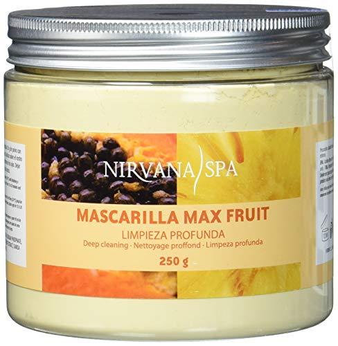 NIRVANA SPA MASCARILLA Bio-Fruit 250g, Neutro, Estándar
