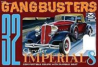 1/25 1932年型クライスラー インペリアル ギャングバスターズ MPC