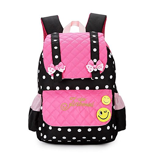 EssVita Kid Child Princess Style School Bags Backpack for Primary Girls Students (Style B...
