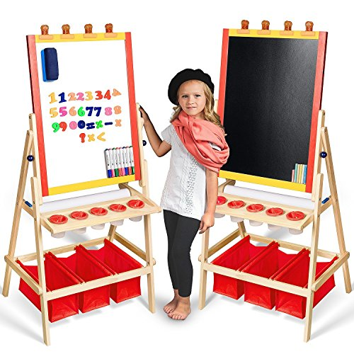 Top toddler art supplies storage for 2020
