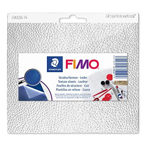 Staedtler - Fimo Accessoires - Plaque de Texture Pegboardable Motif Dentelle