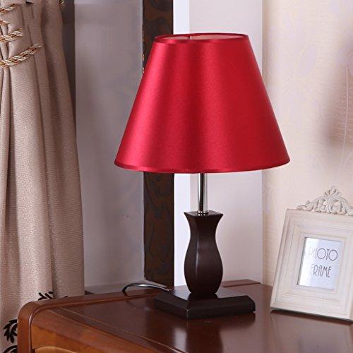 Bonne chose lampe de table Lampe à bois moderne lampe à la cabine lampe lampes d'éclairage à vin rouge