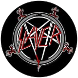 Slayer: Pentagram Backpatch (Zubehör)