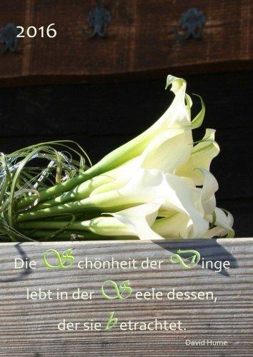 dicker TageBuch Kalender 2016