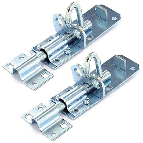 Securit, chiavistello Brenton forte, lucchetto scorrevole per porta