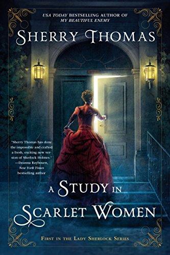 STUDY IN SCARLET WOMEN (Lady Sherlock)