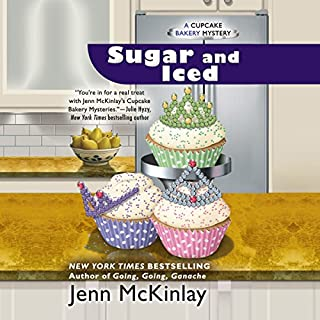 Sugar and Iced                   By:                                                                                                                                 Jenn McKinlay                               Narrated by:                                                                                                                                 Susan Boyce                      Length: 7 hrs and 17 mins     123 ratings     Overall 4.7