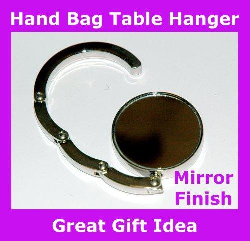 1 unit Mirror Handbag purse hanger. ideal for secret santa gifts by Harts