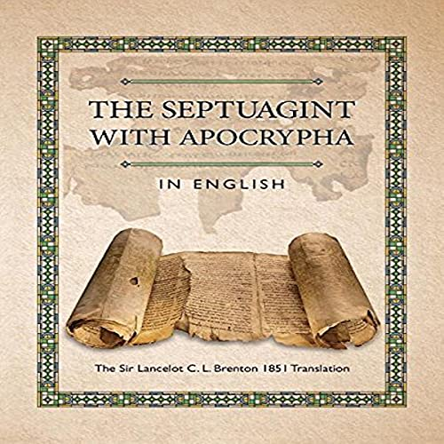 The Septuagint with Apocrypha in English Audiobook By Joseph B. Lumpkin cover art