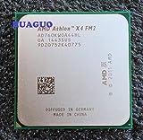 AMD Athlon Multi Core Processor X4 760K AD760KWOA44HL Richland 3.8GHz Socket FM2 100W