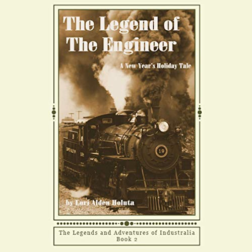 The Legend of the Engineer audiobook cover art