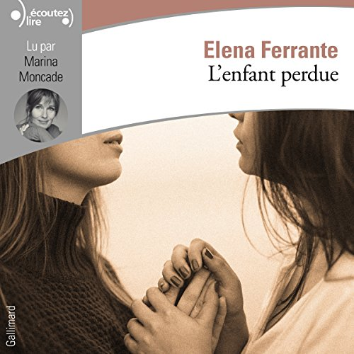 L'enfant perdue audiobook cover art