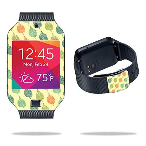 Read About MightySkins Skin Compatible with Samsung Galaxy Gear 2 Neo Smart Watch Cover Skins Sticke...