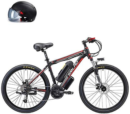 Bicicletas Eléctricas, 26 '' Bicicleta eléctrica plegable de montaña, bicicleta eléctrica con...