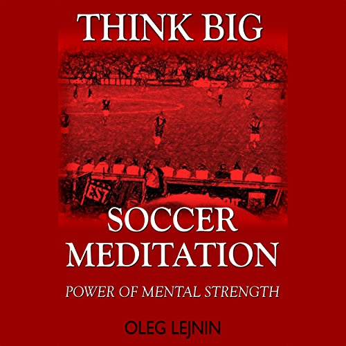Soccer Meditation  audiobook cover art