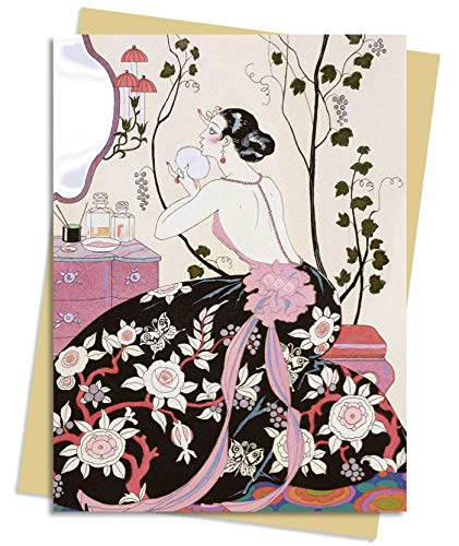 Backless Dress (Barbier) Greeting Card Pack: Pack of 6 (Greeting Cards)