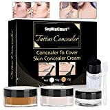 Tattoo Cover, Tattoo Concealer, Make-up