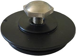 Zucchetti: Kit de tornillos y arandelas de sellado para tapa Ambrogio Robot L200