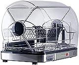 Lavastoviglie HouseholSAinless Disinfezione In Acciaio Abinet Desktop Cucina SAll Mini Piatto Bacchette AbleArDryerHigh TempeAture SteriliAtion