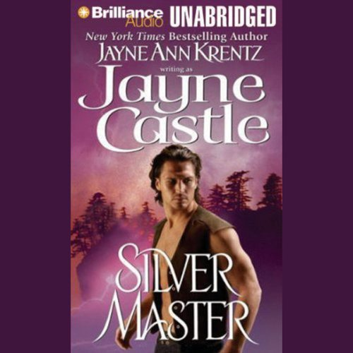 Silver Master  audiobook cover art