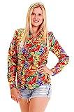 Funky Camisa Hawaiana, LS TuttiFrutti, multicolored, 4XL