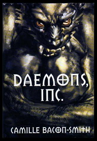 DAEMONS INC: Eye of the Daemon; Eyes of the Empress