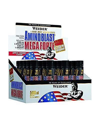 Weider Amino Blast Mega Forte, Neutral, 500 ml