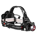 Ledlenser - H14R.2 Rechargeable Headlamp, Black