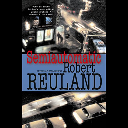 Semiautomatic audiobook cover art