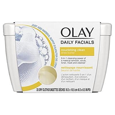 Olay Daily Facial Nourishing