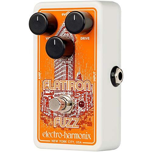 Electro Harmonix Flatiron Fuzz Distortion Pedal