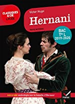 Hernani - Programme de littérature Tle L bac 2019-2020 de Victor Hugo