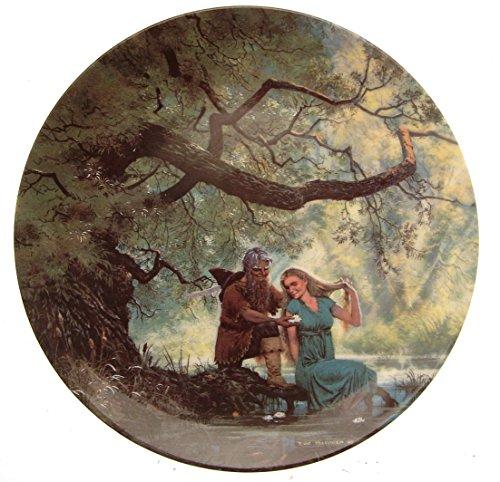Le Seigneur des anneaux Plaqué Goldberry Danbury menthe
