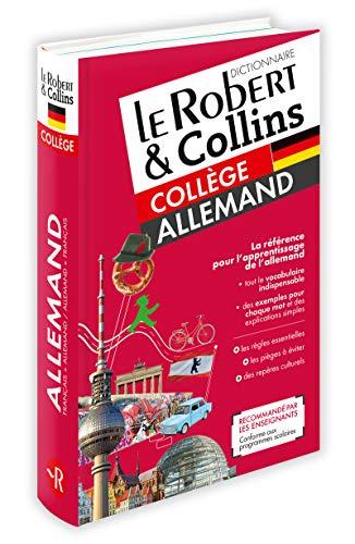 Dictionnaire Le Robert & Collins Collège Allemand - Nouvelle Édition