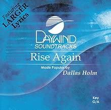 Rise Again Accompaniment/Performance Track