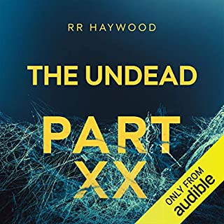 The Undead Part 20 audiobook cover art