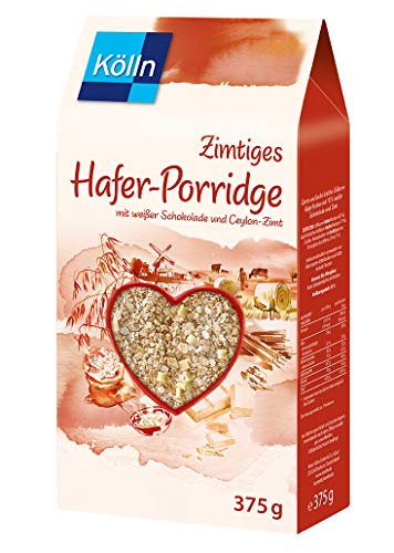 Kölln Zimtiges Hafer-Porridge, 6er Pack (6 x 375g)