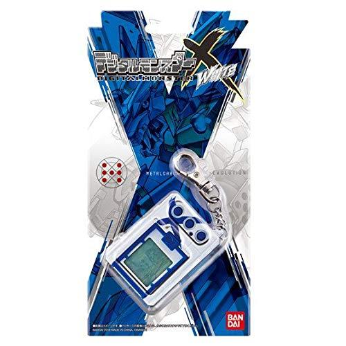 Bandai Premium Digimon Digital Monster X White ver Digivice Metalgarurumon X-Evolution