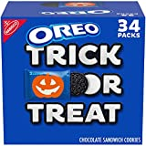 Oreo Chocolate Sandwich Halloween Cookies, (2 Cookies Per Pack) Special Halloween Edition
