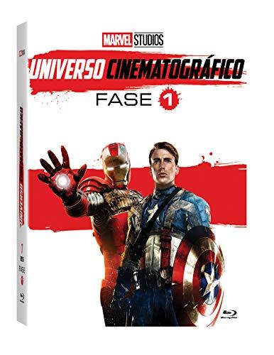 Marvel Studios Universo Cinematográfico Fase 1 Bd