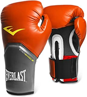 a781968e2 Luva Boxe Elite Pro Style Everlast - Vermelha - 16oz