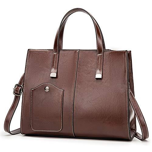CMZ Backpack Women's Bags Summer Messenger Shoulder Bags Retro Fashion Fashion Large Capacity PU Tote Bag